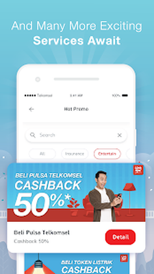 TCASH Wallet Android - Free download TCASH Wallet