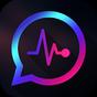 Rastreador on-line para WhatsApp: App Usage Stats 1.0