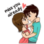 Romantic Love Stickers - WAStickerApps 1.0
