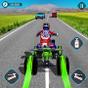 ไฟรถ ATV Quad แข่งจักรยานทางหลวงเกมส์จราจร 4