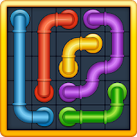 Line Puzzle: Pipe Art icon
