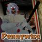 Pennywise palhaço mau jogo de terror assustador 1.7 mod