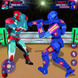 Robot Ring Fighting-Superhero Robot VS Robot Baja 1.0