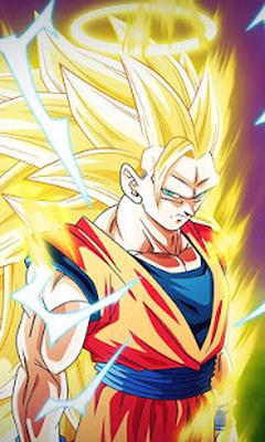 Instinct Goku Saiyan 3d Live Wallpaper 20 Android