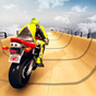 Mega rampa Impossible Tracks Stunt Bike Rider 1.6