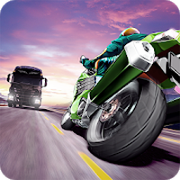Traffic Rider Simgesi