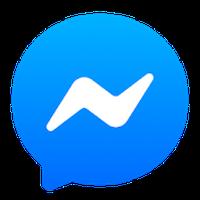 Facebook Messenger Simgesi