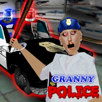 Ícone do Scary granny Police: Horror Game 2019