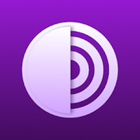 Ícone do Tor Browser
