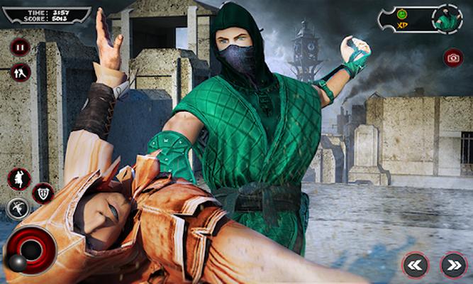 Kostenlose Ninja Spiele