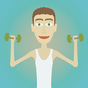 Muscle clicker: Gym game 1.4