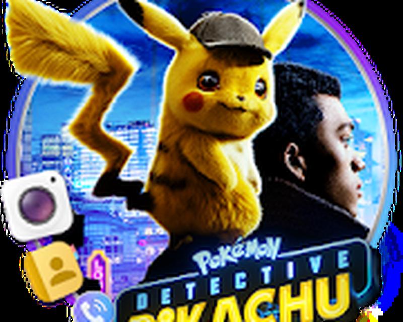 Pokémon Detective Pikachu Launcher Wallpaper 10 Android