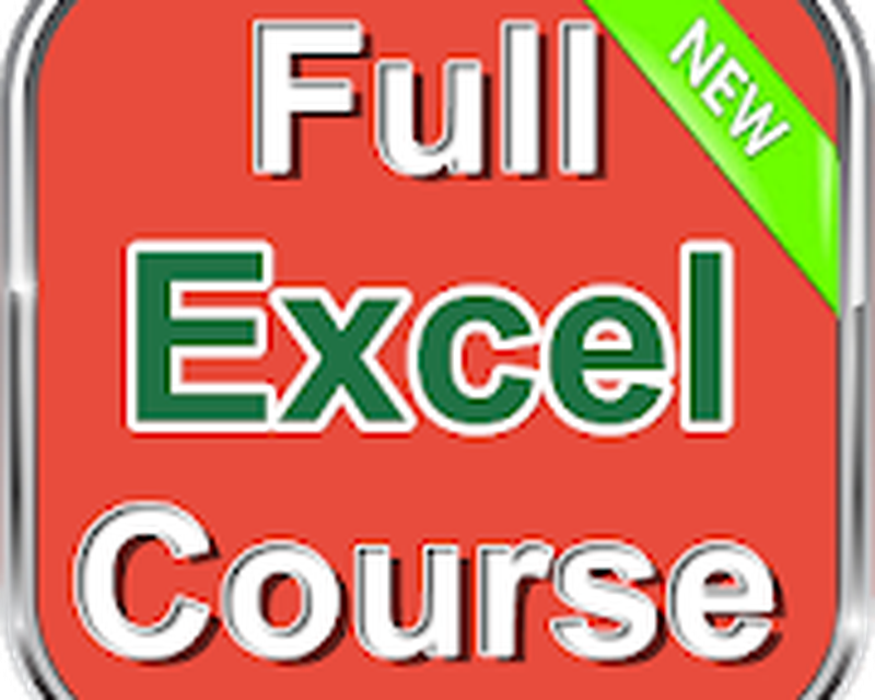 Full Excel Course   Excel Tutorial   Offline Excel Android - Free