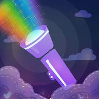 ไอคอนของ Bright Flashlight - Color Screen Light