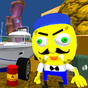 Sponge Neighbor Escape 3D 1.1