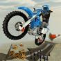 屋上バイクライダースタントゲーム 4