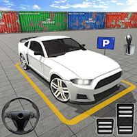 Multi Car Parking Game 2019: New tricky Car Games icon