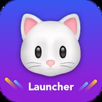 Ícone do Magic Launcher - Memoji & 3D Theme, Live Wallpaper