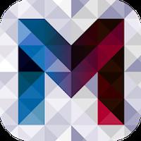 Icône de Mirror Lab, distort effects