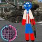 Stickman Mỹ Capitaine Rope Hero Gangster 1.3