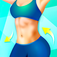Beauty Fitness: daily workout, best HIIT coach icon