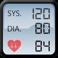 APK-иконка Проверка артериального давления регистратор трекер