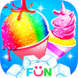 Snow Cone Dessert- Unicorn Snow Cone Party 1.2