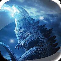 Godzilla HD Wallpaper의 apk 아이콘