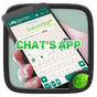 GO Keyboard Theme for Chat's App  APK