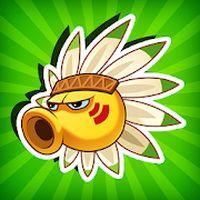 Merge Flowers vs. Zombies apk icon