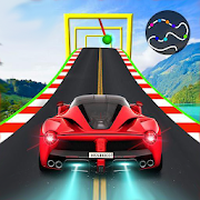 Ramp Car Stunts Free Simgesi