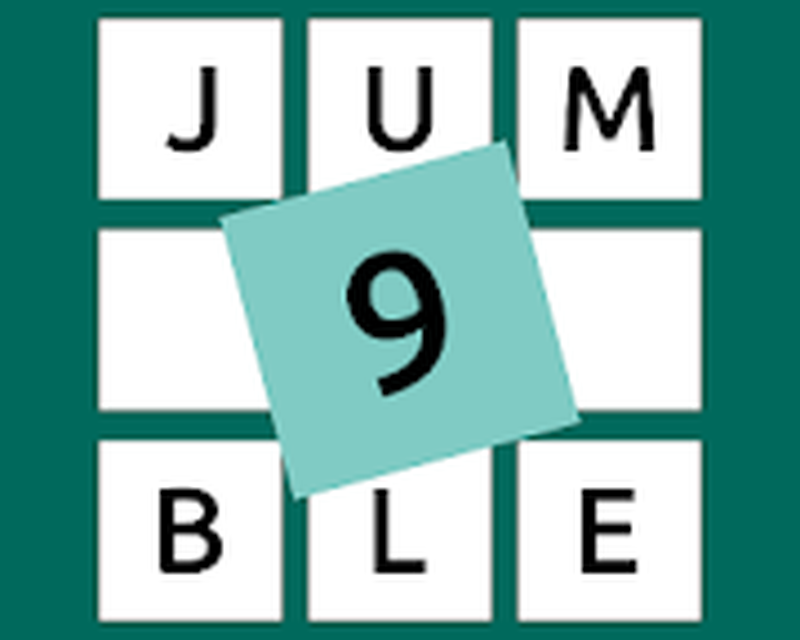9 Letter Jumble - Anagram word scramble Android - Free Download 9