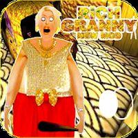 Scary RICH Granny - Mod Horror Game 2019 APK Simgesi