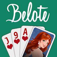 Icône de Belote Multijoueur