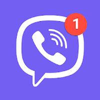 Viber Messenger Icon