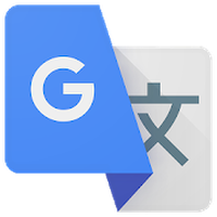 ไอคอนของ Google แปลภาษา