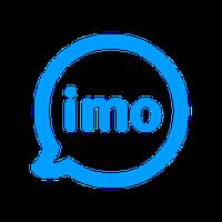 Ícone do imo chat e chamadas de vídeo