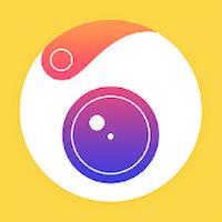 カメラ360 - 個性的なファニーステッカー&美肌フィルター アイコン
