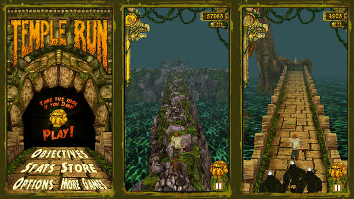 Temple Run Android - Free Download Temple Run App - Imangi Studios