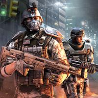 Ícone do Modern Combat 5: Blackout