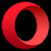 Opera-Browser – News & Suche Icon