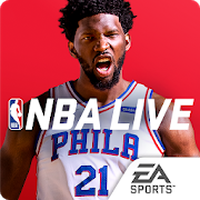 Ícone do NBA LIVE Mobile