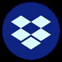 ไอคอนของ Dropbox