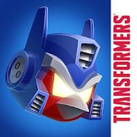 Ícone do Angry Birds Transformers