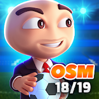 Ícone do Online Soccer Manager (OSM)