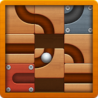 Roll the Ball: slide puzzle Simgesi