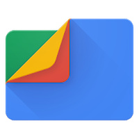 Files by Google: Clean up space on your phone Simgesi