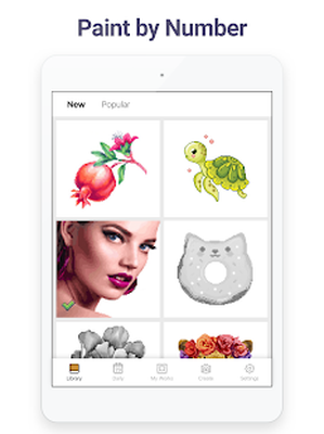 Disegni Da Colorare Con Numeri 46 Download Gratis Android