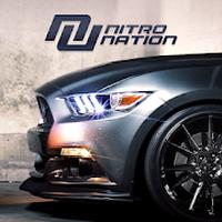 Nitro Nation Drag Racing Simgesi