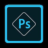 Ícone do Adobe Photoshop Express
